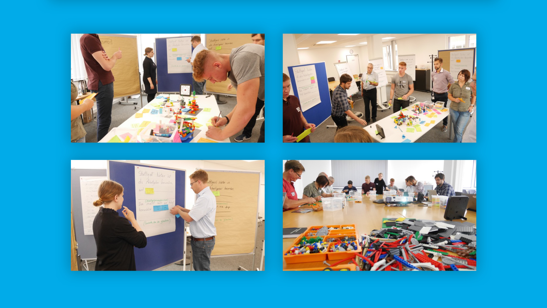 Lego-Serious-Play Workshop