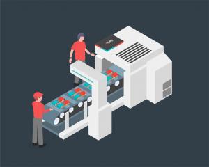 emplify automate Illustration